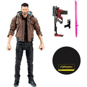 McFarlane Toys - Cyberpunk 2077 Male V - Multi