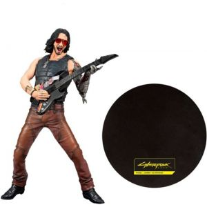 "McFarlane Toys - Cyberpunk 2077 12"" Johnny Silverhand - Multi"