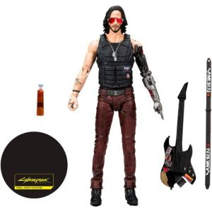 McFarlane Toys - Cyberpunk 2077 Johnny Silverhand - Multi