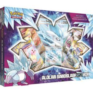 Pokémon - TCG: Alolan Sandslash-GX Box