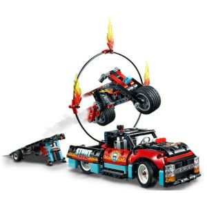 LEGO - Technic Stunt Show Truck & Bike 42106