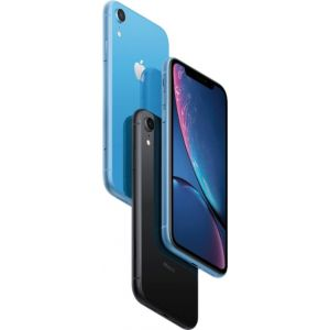 Apple - Pre-Owned iPhone XR with  Cell Phone (Unlocked)
