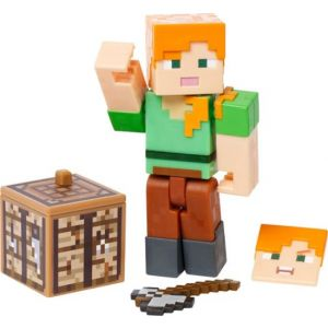 "Minecraft - Comic Maker 3.25"" Action Figure - Styles May Vary"