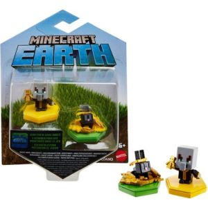 Minecraft - Earth Boost Mini Figure (2-Pack)