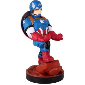 Marvel: The Avengers - Captain America 8-inch Cable Guy Phone and Controller Holder