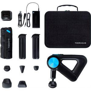 Theragun - PRO Handheld Percussive Massage Gun with Travel Case - Black