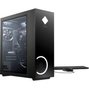 HP OMEN - Gaming Desktop - AMD Ryzen 5-Series 3600
