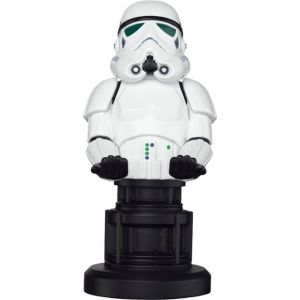 Star Wars Empires Elite Stormtrooper 8-inch Cable Guy Phone and Controller Holder