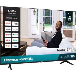 "Hisense - 55"" Class - H65 Series - 4K UHD TV Smart LED with HDR"