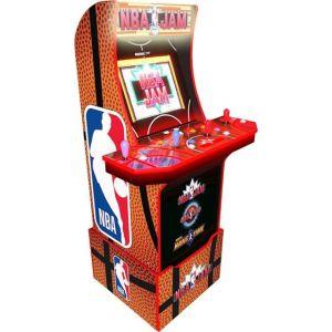 Arcade1Up - NBA JAM W/STOOL/RISER/MARQUEE