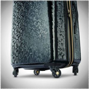 """American Tourister - 28"""" Spinner Suitcase - Black"""