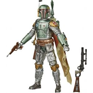Hasbro - The Black Series Carbonized Collection Boba Fett