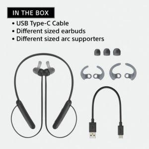 Sony - WI-SP510 Wireless In-Ear Headphones - Black