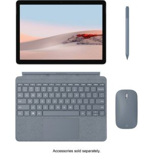 "Microsoft - Surface Go 2 - 10.5"" Touch-Screen - Intel Pentium Gold"