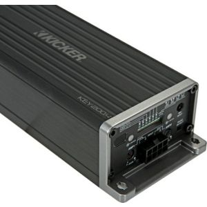 KICKER - KEY 200W Multichannel Amplifier with High-Pass