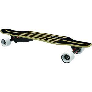 Razor -RazorX Electric Longboard w/10 mph Max Speed - Black