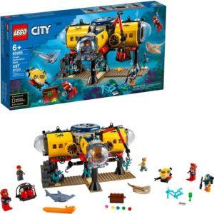 LEGO City Oceans Ocean Exploration