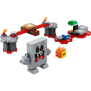 LEGO Super Mario Whomp's Lava Trouble
