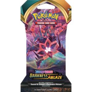 Pokémon TCG: Sword & Shield—Darkness Ablaze Booster Bonus Pack