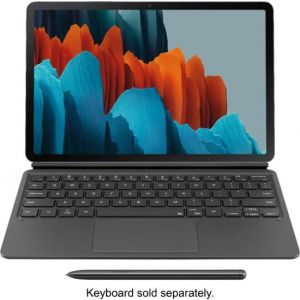 "Samsung - Galaxy Tab S7 - 11"" - 128GB - With S Pen - Wi-Fi - Mystic Black"