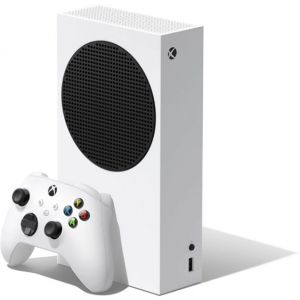 Package - Microsoft - Xbox Series S 512 GB All-Digital Console (Disc-free Gaming) - White and Xbox Game Pass Ultimate 3 Month Membership Digital