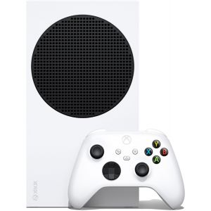 Package - Microsoft - Xbox Series S 512 GB All-Digital Console (Disc-free Gaming) - White and Seagate - Seagate Storage Expansion Card for Xbox Series X|S 1TB Solid State Drive - NVMe Expansion SSD for Xbox Series X|S - Black