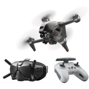 DJI FPV Drone Combo with Remote Controller and Goggles