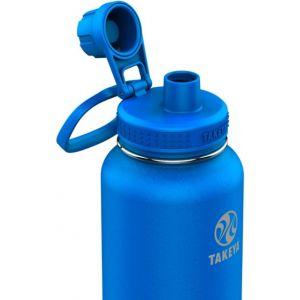 Takeya - Actives 40oz Spout Bottle - Cobalt