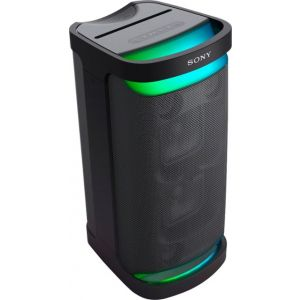 Sony - Portable Bluetooth Speaker - Black