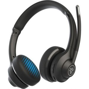 JLab - GO Work Wireless Office Headset - Black