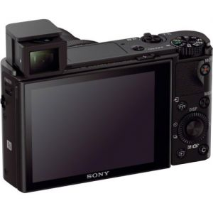 Sony  Cyber-shot RX100M III 20.1-Megapixel Digital Camera Black