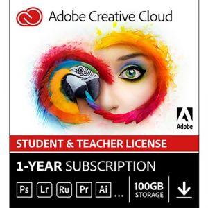 Adobe - Creative Cloud Student and Teacher Edition