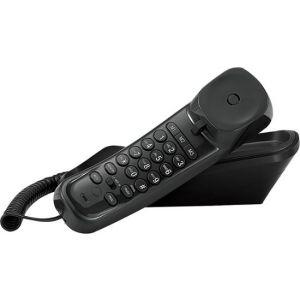 AT&T - TR1909B Trimline Corded Phone - Black