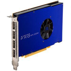 AMD Radeon Pro WX 5100 Graphics Ca