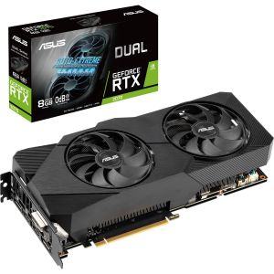 ASUS Dual GeForce RTX 2070 EVO OC Edition V2 Graphics Card