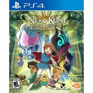 BANDAI NAMCO Ni no Kuni: Wrath of the White Witch Remastered (PS4)