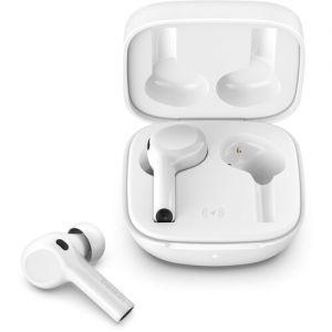 Belkin SOUNDFORM Freedom True Wireless In-Ear Headphones (White)