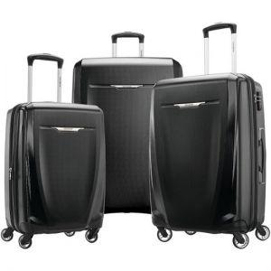 Samsonite - Winfield 3 DLX Wheeled Luggage Set