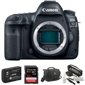 anon EOS 5D Mark IV DSLR Camera with Canon Log