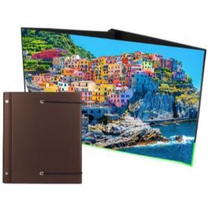 "Canon Rayo 11.3 x 16.1"" Portable Projector Screen"