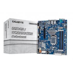 Gigabyte MX32-4L0 - 1.0 - motherboard - micro ATX - LGA1151 Socket - C246