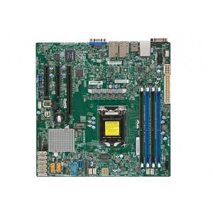 SUPERMICRO X11SSH-F - motherboard - micro ATX - LGA1151 Socket - C236
