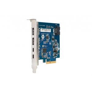 HP Dual Port Add-in-Card - Thunderbolt adapter - PCIe - Thunderbolt 3 x 2