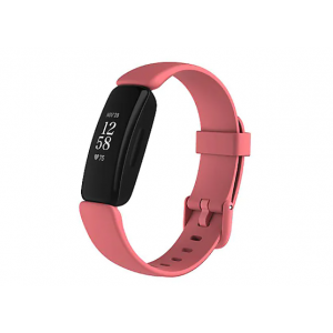 Fitbit Inspire 2 - black - activity tracker with band - desert rose