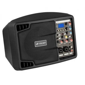 """Polsen PA-5150BT 5"""" 150W Portable PA System with Bluetooth"""