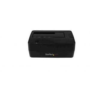 StarTech.com - USB 3.1 Hard Drive Docking Station - Black