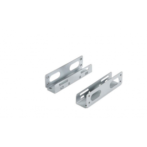 """StarTech.com - 3.5"""" Universal Hard Drive Mounting Bracket Adapter for 5.25"""" Bay - silver"""