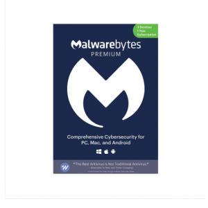 MALWAREBYTES ANTI-MALWARE 4.0 3D1Y