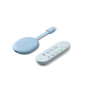 Google Chromecast with Google TV (Sky)-Sky