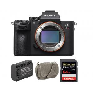 Sony Alpha a7R III Mirrorless Digital Camera Body with Accessories Kit